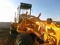 Aвтогрейдер после кап. ремонта